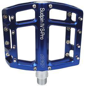 NC-17 Sudpin IV S-Pro Pedal blau